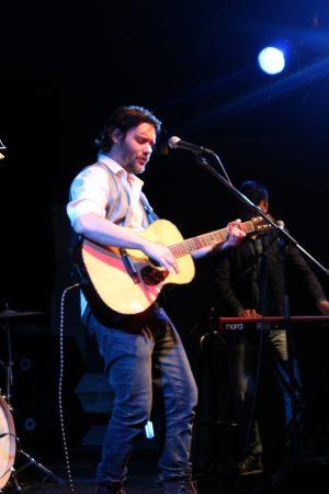 Luis Ramiro en concierto